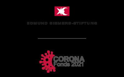 Coronafonds 2021 der Edmund Siemers Stiftung